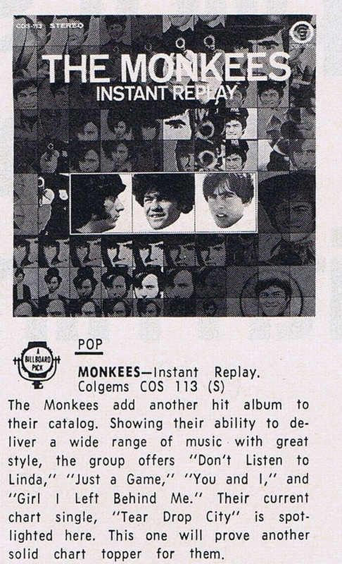 Monkees Instant Replay review