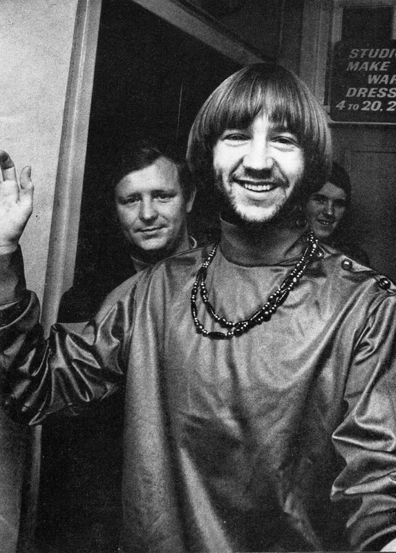 Peter Tork beard