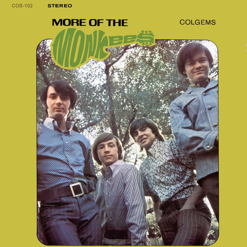 More of The Monkees cover