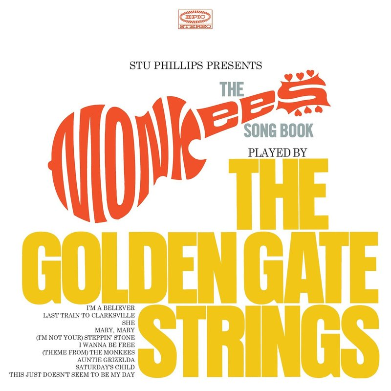 Stu Phillips Golden Gate Strings Monkees