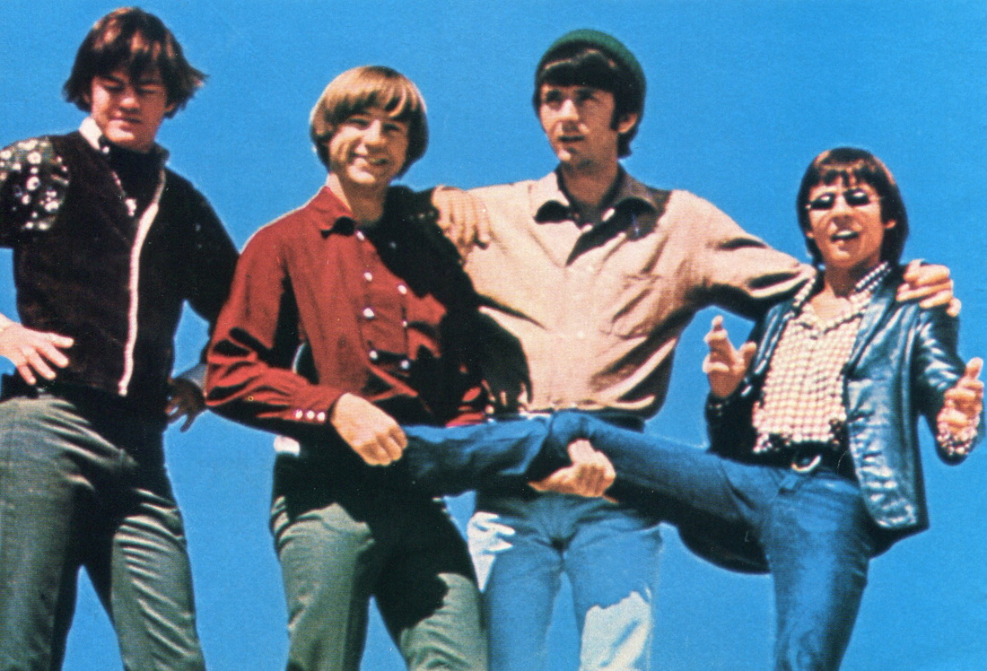 Monkees group photo