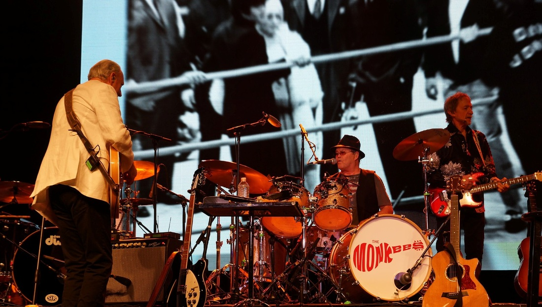 Monkees live concert 2014