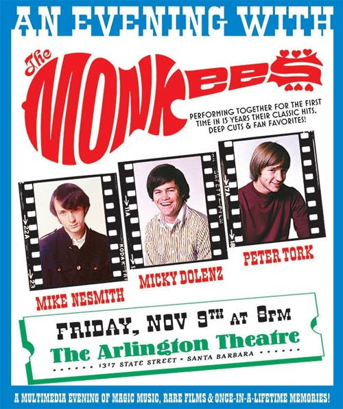 Monkees 2012 Santa Barbara