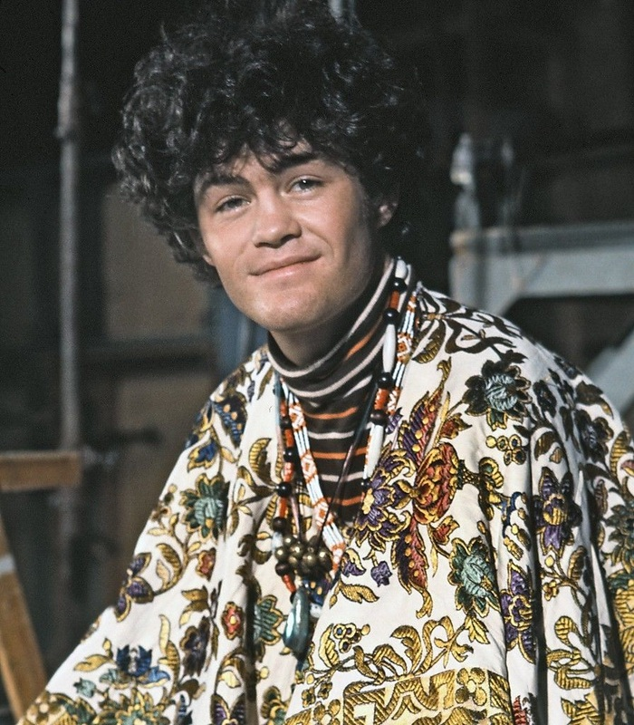 Micky Dolenz tablecloth