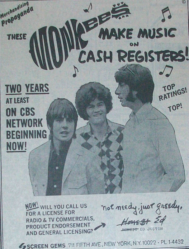 Monkees Saturday Morning repeats