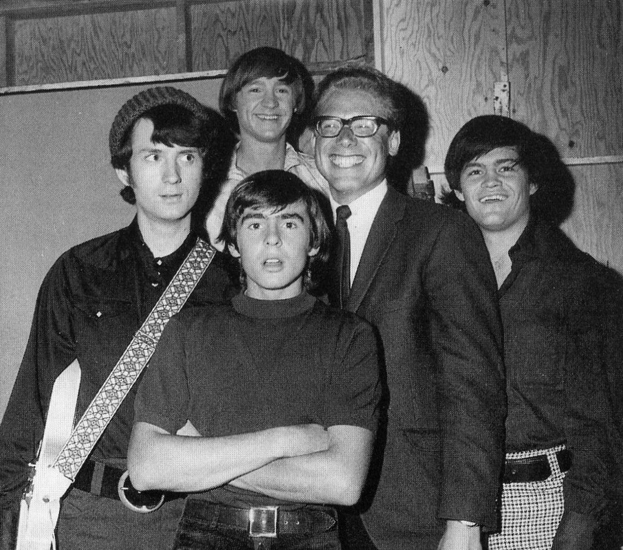 Monkees Ward Sylvester