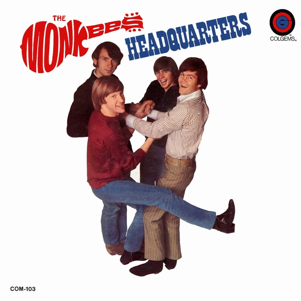 Monkees Headquarters cover