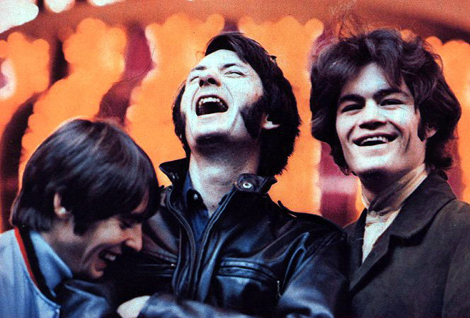 Monkees 1969 trio
