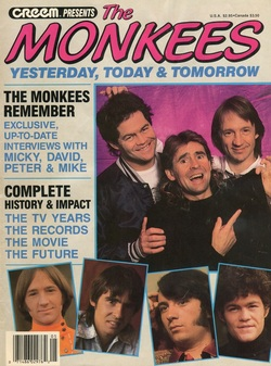 Creem magazine Monkees