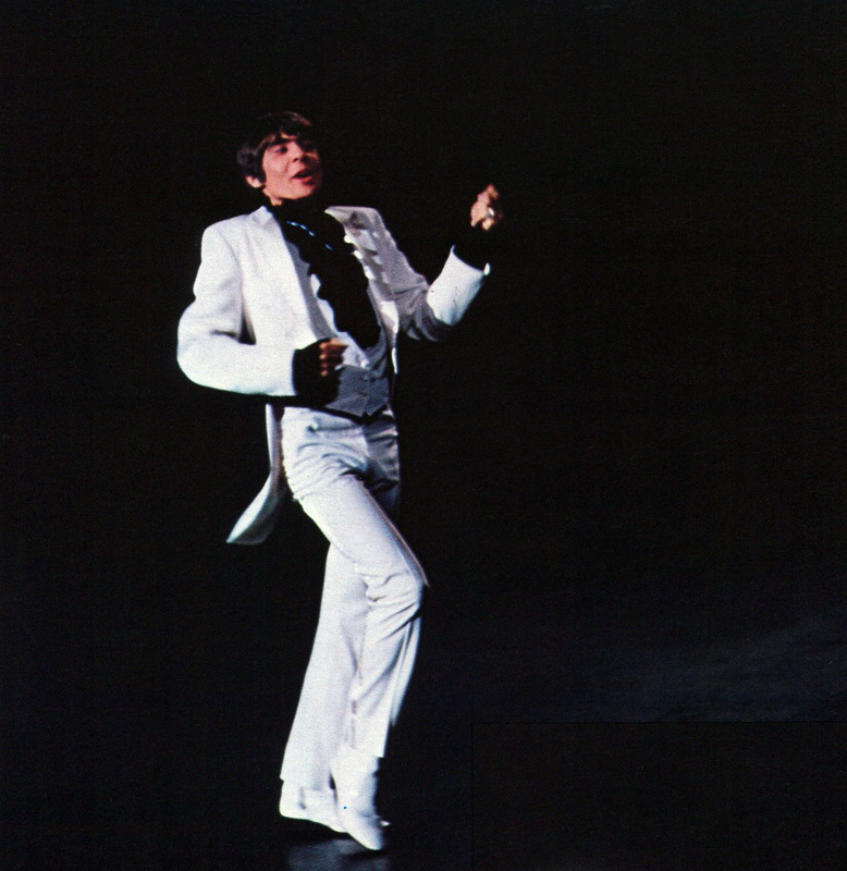 Davy Jones Daddys Song dancing white suit Head