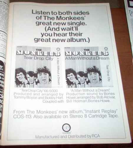 Monkees Instant Replay deluxe