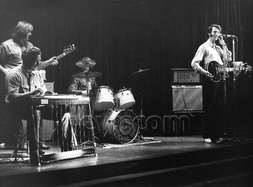 Michael Nesmith First National Band live