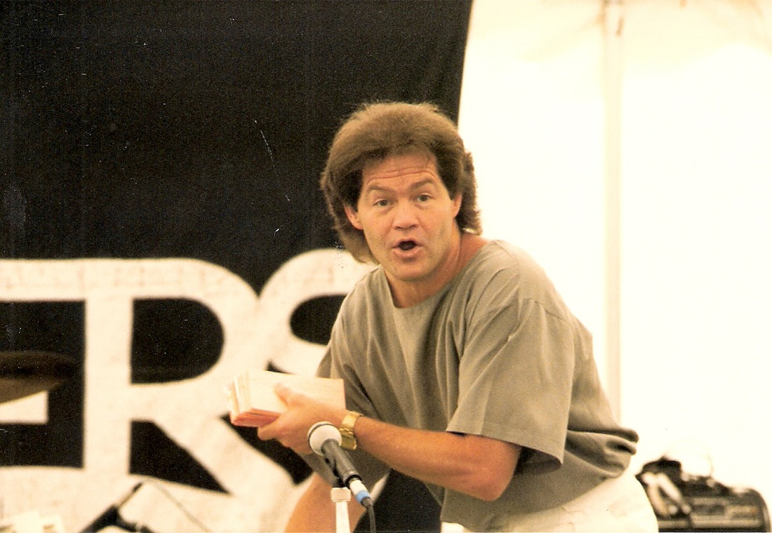 Los Angeles Monkees convention 1986 Micky