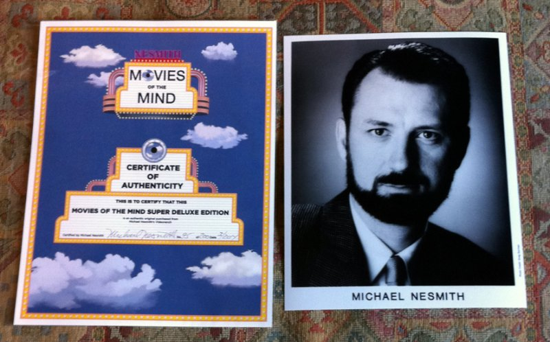 Michael Nesmith Movies of the Mind
