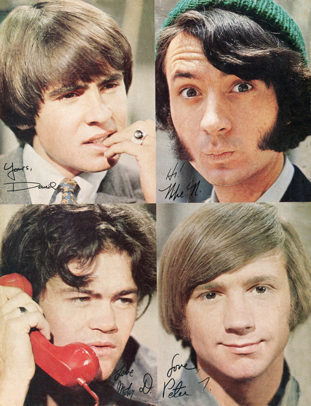 Monkees candids