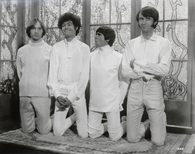 Monkees Head 1968
