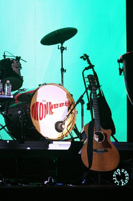 Monkees bass drum