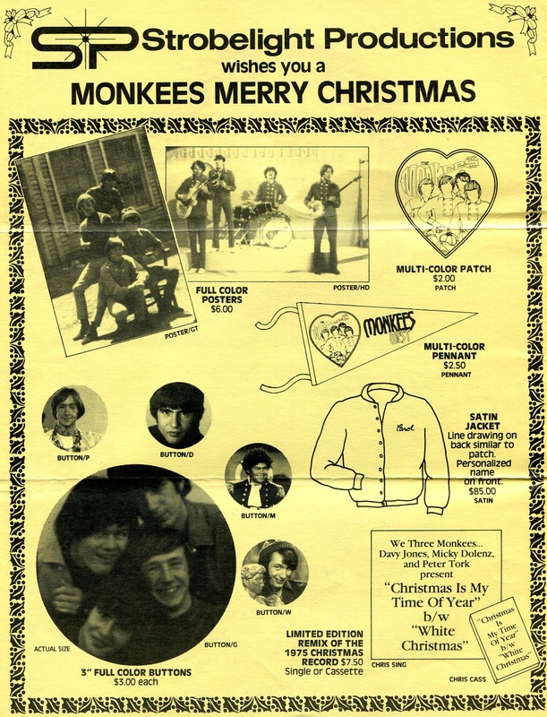 Gary Strobl Monkees catalog