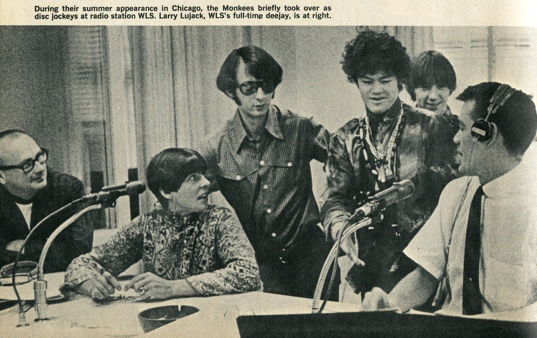 Monkees Chicago 1967