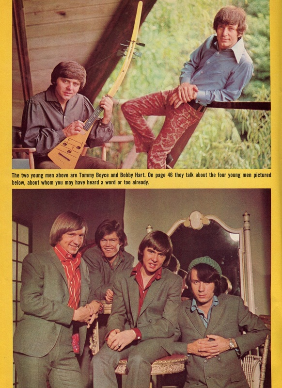 Monkees Boyce Hart
