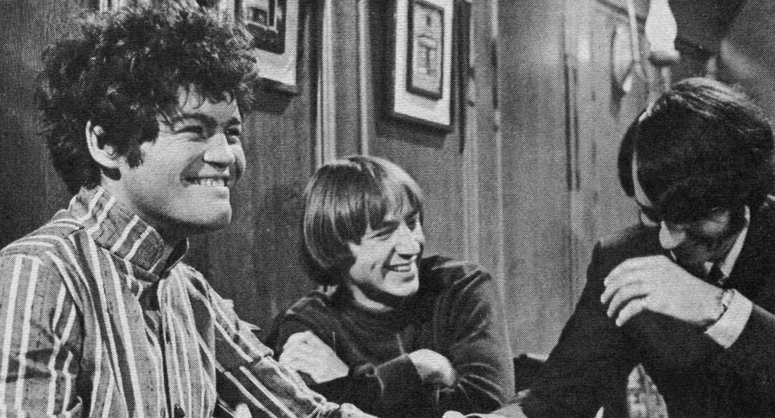 Dolenz Tork Nesmith Monkees