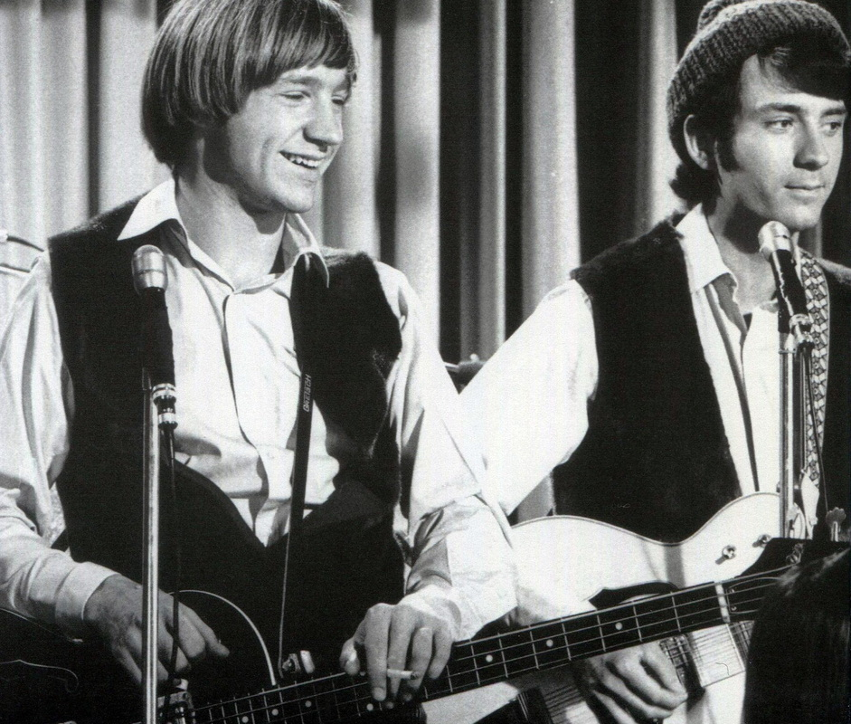 Peter Tork Mike Nesmith