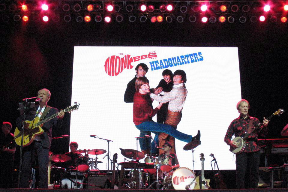 Monkees Headquarters live