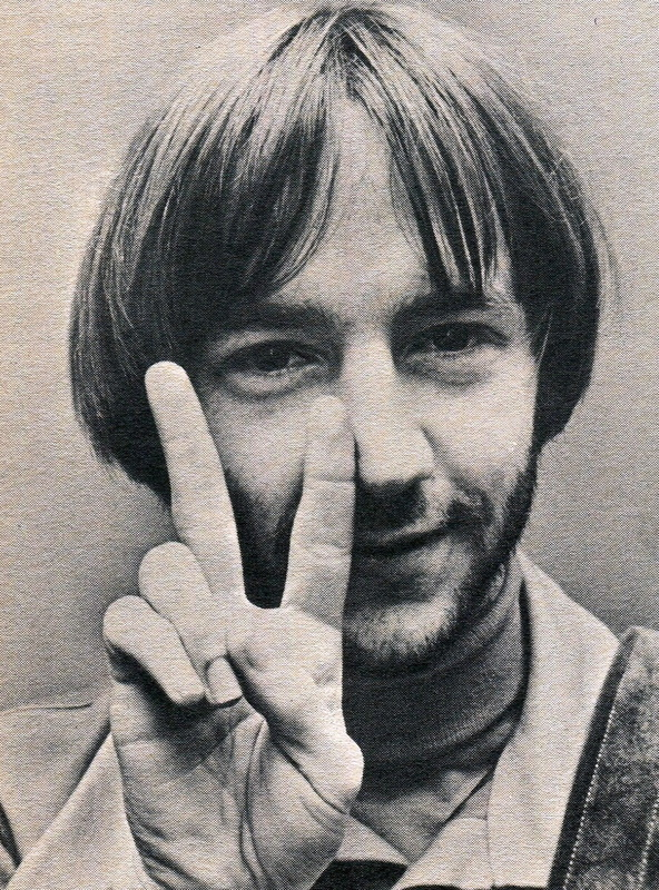 Peter Tork peace