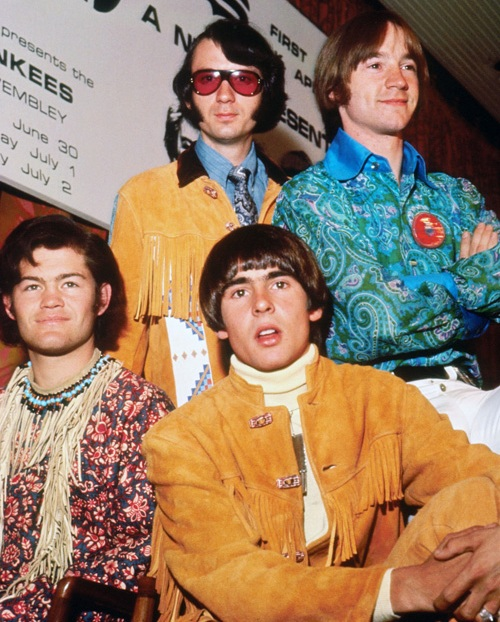 Monkees London 1967