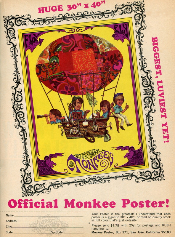 Poster Monkees