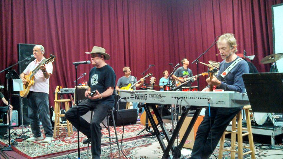 Monkees rehearsals 2013