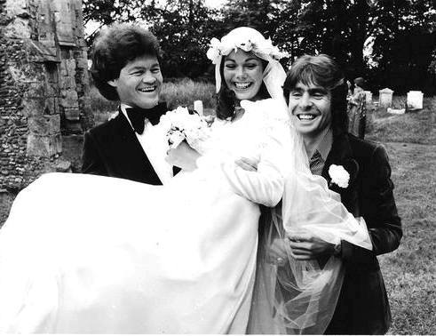 Micky Trina Dolenz wedding