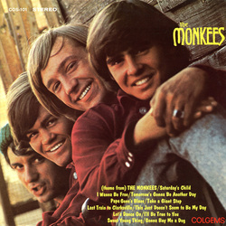 Monkees debut album cover Bernard Yeszin