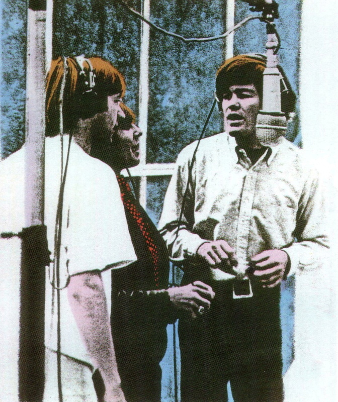 Monkees recording studio