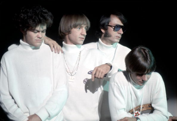 Monkees white clothes