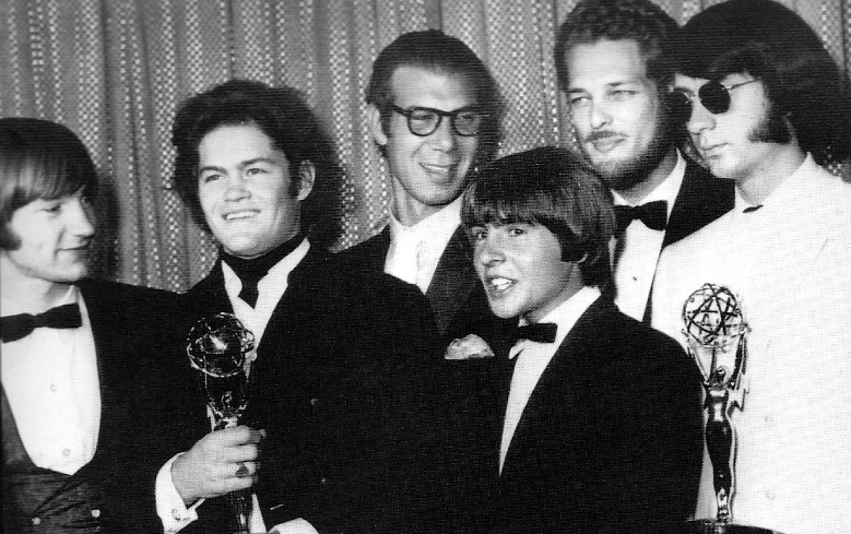 Monkees Emmy Awards Bob Rafelson Bert Schneider