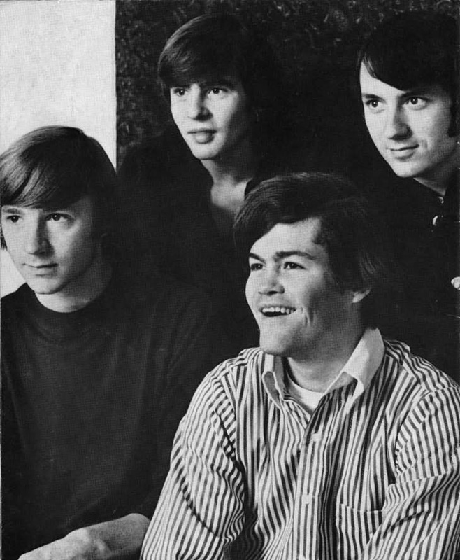 Monkees group photo  1967