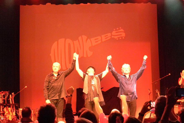 Monkees Cleveland 2012