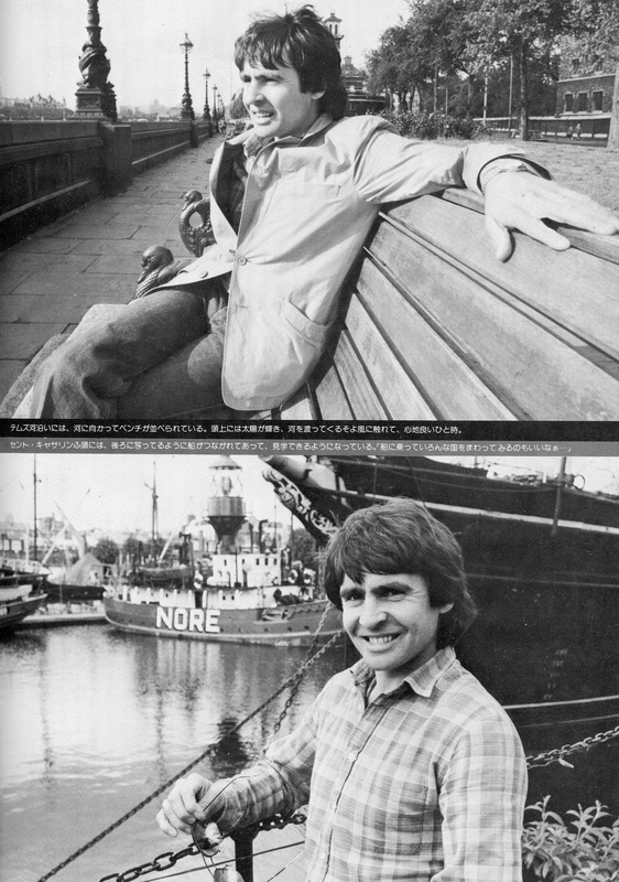 Davy Jones Monkees 1980s