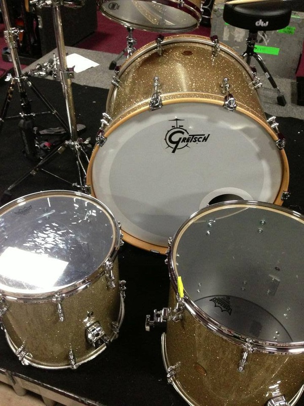 Monkees Gretsch drums