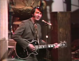 Les Paul guitar Mike Nesmith