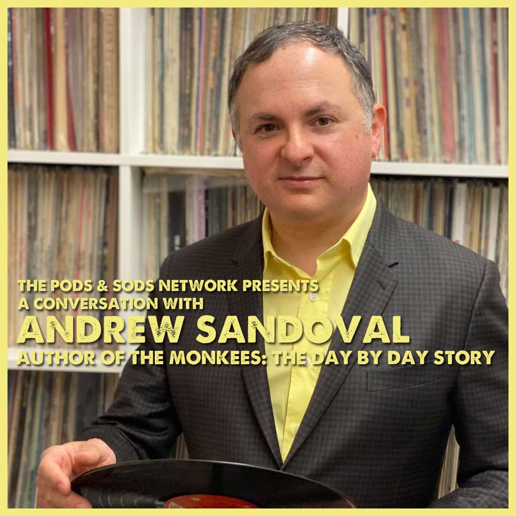 Andrew Sandoval Day By Day book