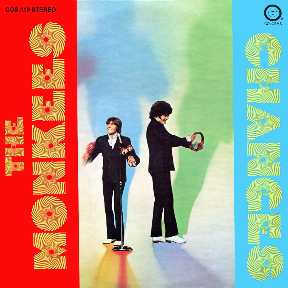 Monkees Changes album cover