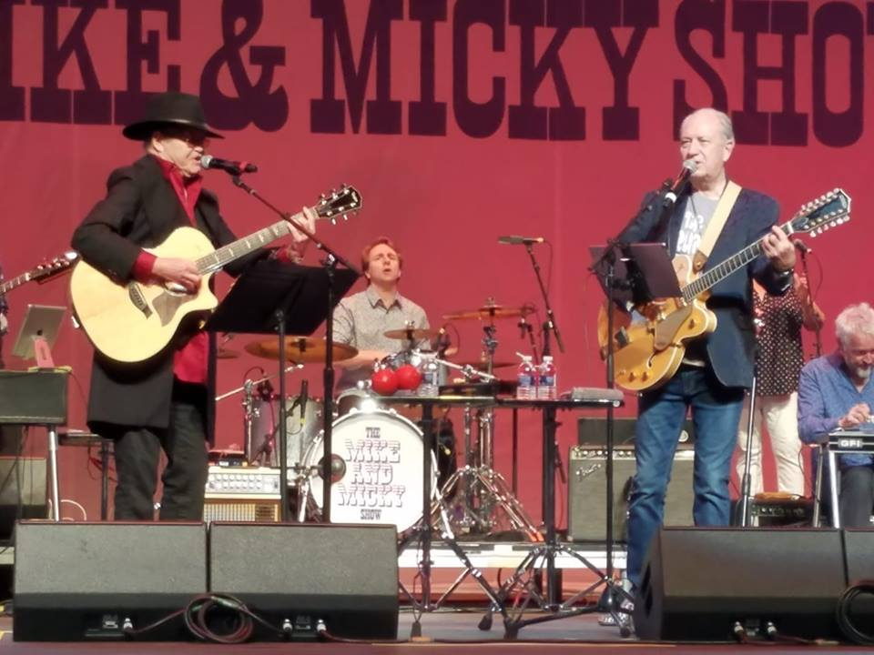 Mike Micky Show 2018 Monkees