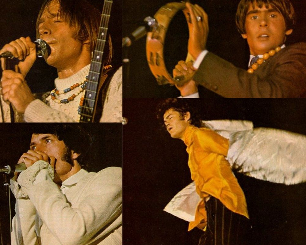 Monkees 1967 tour