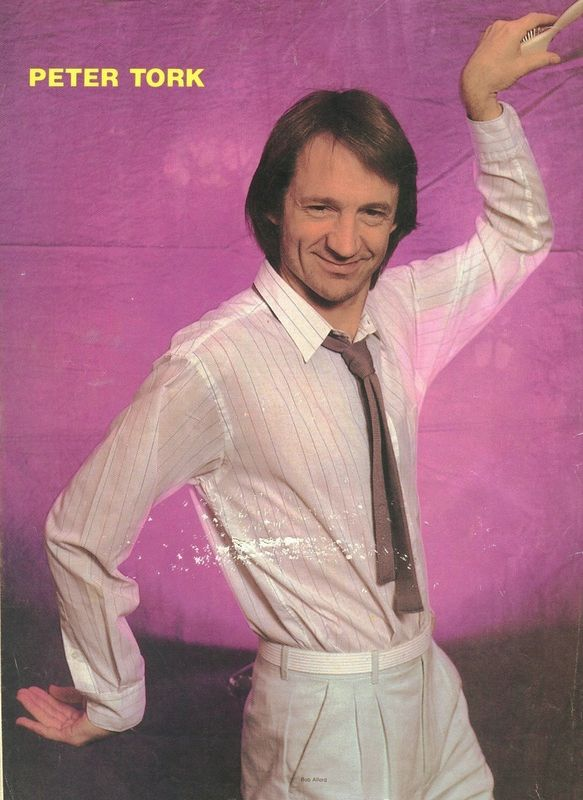Peter Tork Monkees 1986