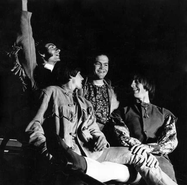 Monkees England 1967