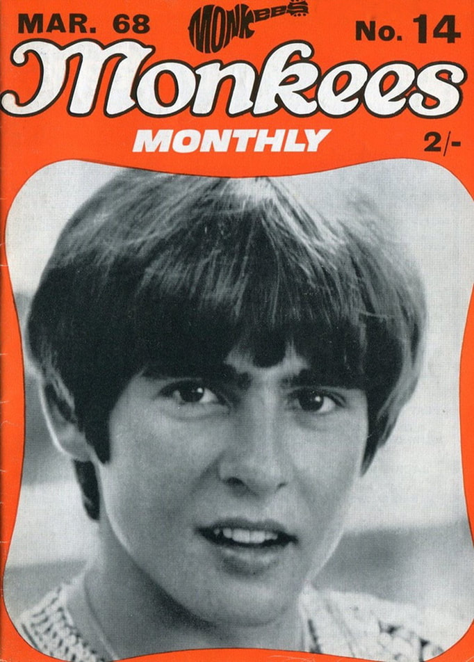 Monkees Monthly March 1968