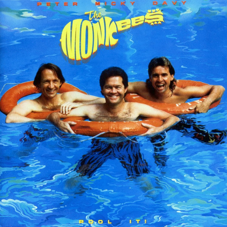 Monkees Pool It album cover
