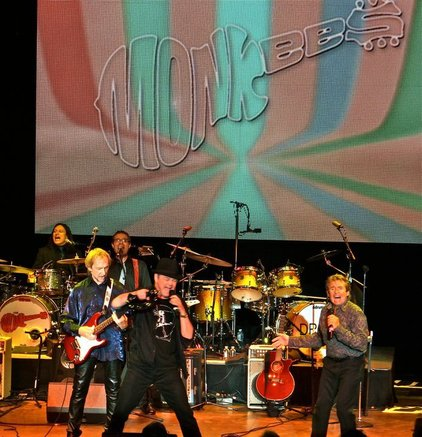 The Monkees Atlantic City 2011